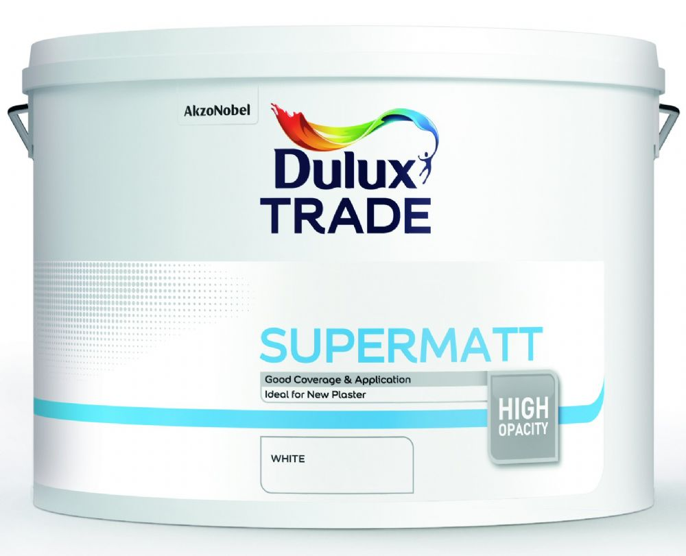 Dulux Trade Supermatt Custom Mixed Colours